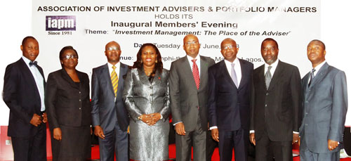 The Association of Investment Advisers & Portfolio Managers